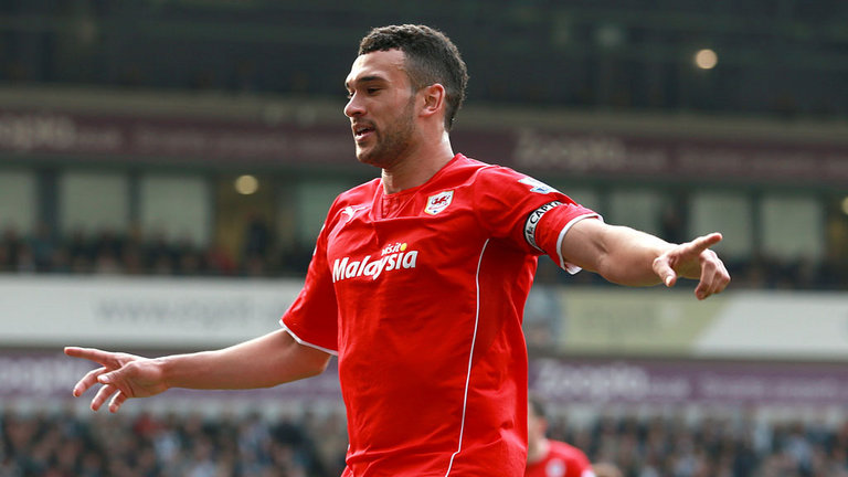QPR remain confident of signing Cardiff City captain Steven Caulker