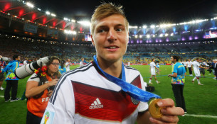 Toni Kroos close to Real Madrid move