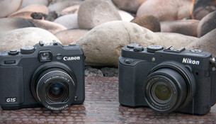 Canon PowerShot G15 vs Nikon Coolpix P7700