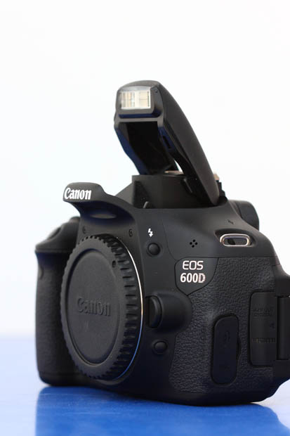Features Canon 600D Review