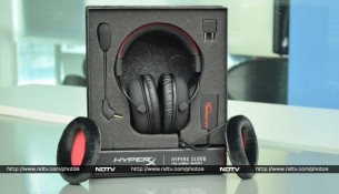 Kingston HyperX Cloud Headset Design, Fit and Specifications Review