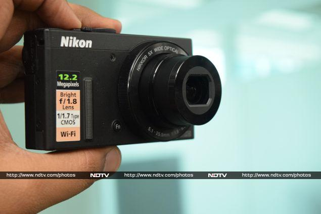Review Nikon Coolpix P340