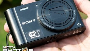 Sony Cybershot DSC-WX300 review