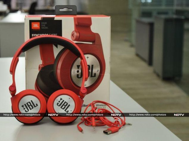 JBL Synchros E40BT Performance Review